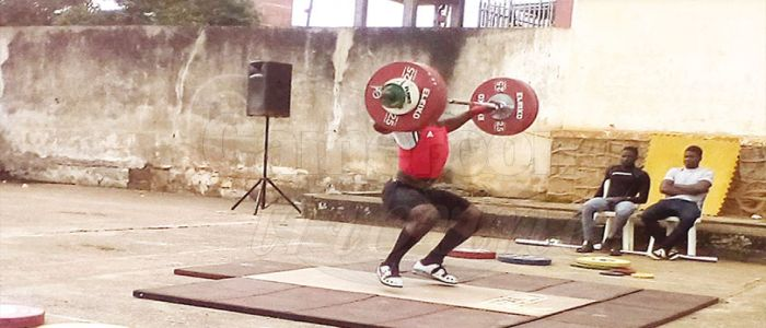 Weightlifting: Tsinga Welcomes Weightlifters