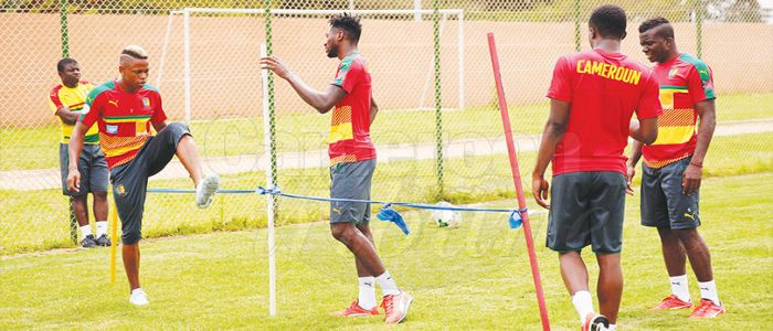 2018 World Cup Qualifiers: Indomitable Lions Sharpen Claws