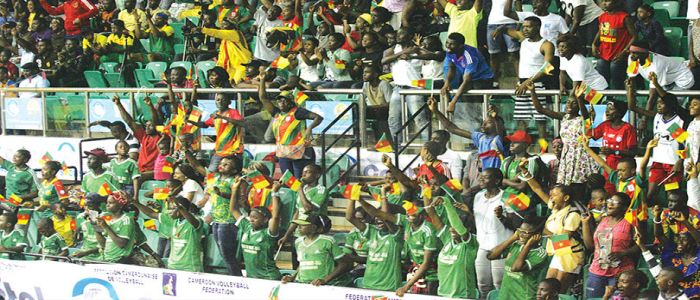 African Women Volleyball Championship: Thumbs Up For Cameroon
