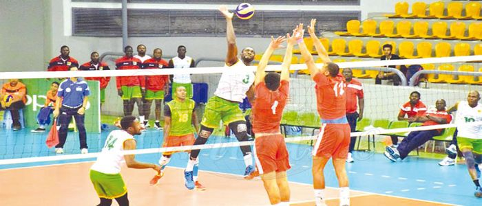 CAN de volleyball messieurs: Les quarts de finale en vue