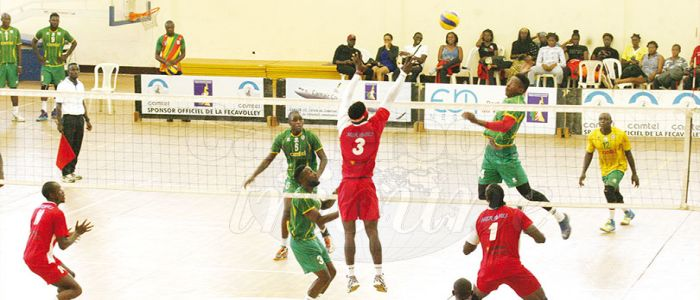 Camtel volleyball championship: Fap en force