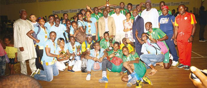 Volleyball Championship: FAP, INJS, Champions of Cameroon