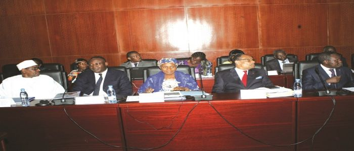 Senate: Ministers Defend Budgets