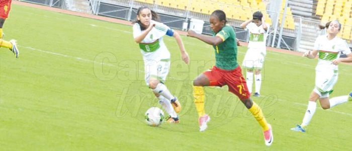 African U-17 Women's World Cup Qualifiers: Cameroon Sails Through To Last Round