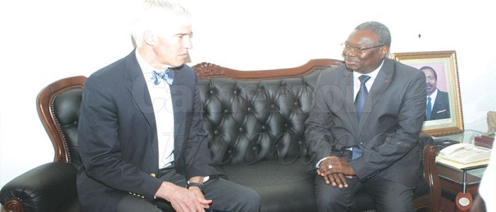 Fight Against Zoonotic Diseases: US Ambassador Commends Cameroon