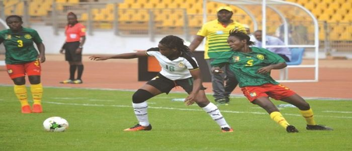 U-20 Women's World Cup Qualifying Tournament: Cameroon Reduces Qualification Chances
