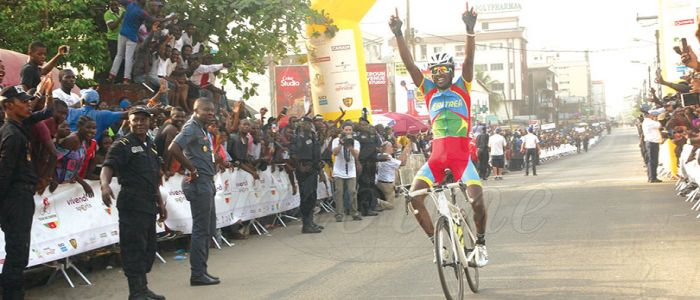 Cycling Race of Hope: Natnael Mebrahton Emerges Winner