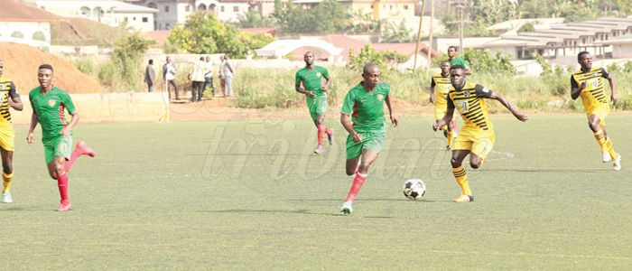 Image : MTN Elite Two: Canon Yaounde Tops League Table