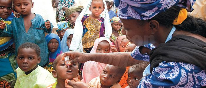 Image : Fight Against Polio In Chad, Nigeria: Aliko Dangote, Bill Gates Join Forces