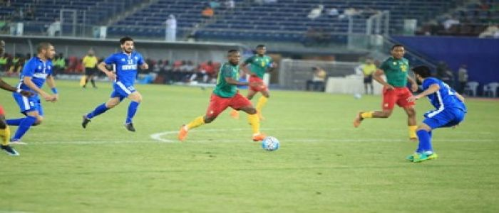 Image : Kuwait-Cameroon Friendly: Indomitable Lions Rekindle Hope
