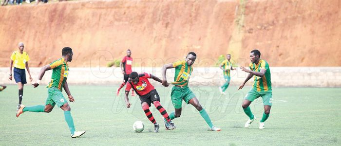 Image : MTN Elite One: Feutcheu FC Tightens Grip