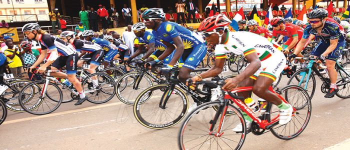 Image : Tour cycliste international du Cameroun 2018  : la reprogrammation validée