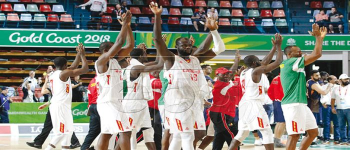 Commonwealth Games: Good Start For Basketball Team