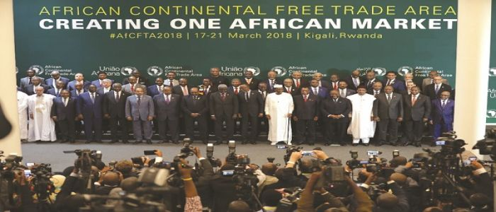 Image : African Trade Pact: AU Moves To Eliminate Obstacles