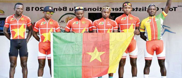 Image : Cycling Tour of Benin: Cameroon Wins Bronze