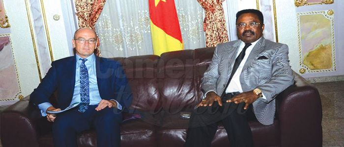 Image : Cameroon-United Kingdom: Examining Cooperation Ties