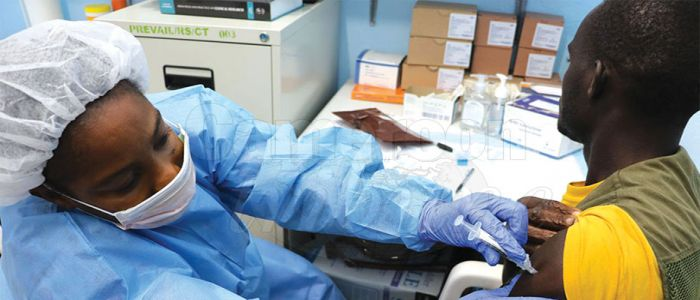 Image : DRC Ebola Outbreak: WHO-donated Experimental Vaccine Doses Arrive