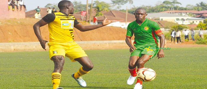 Image : MTN Elite Two:  PWD Bamenda Mantains Lead