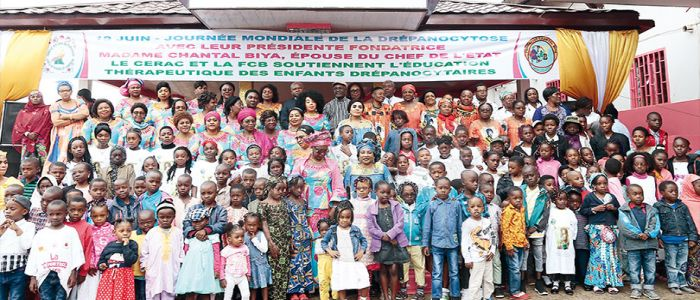 World Sickle Cell Day: CERAC Communes With Patients