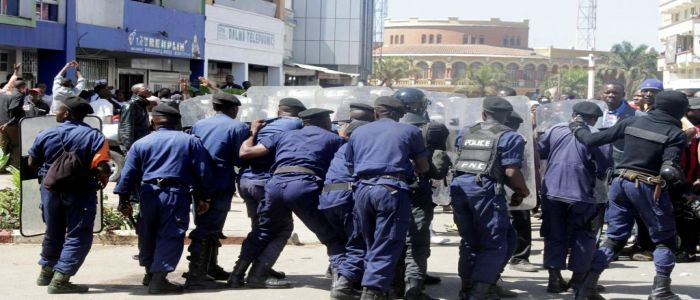 Image : DRC: Government Bans Opposition March