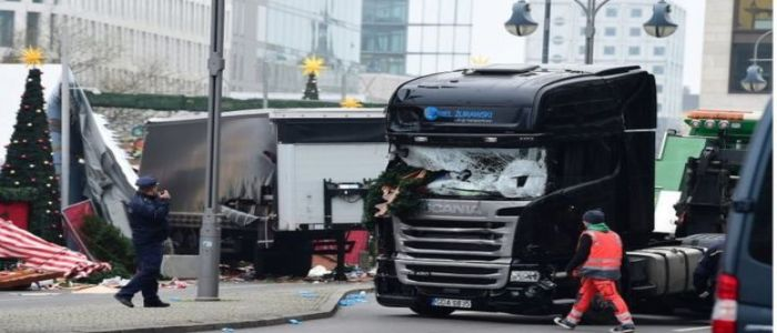 Image : Germany: Investigations Stepped up After Lorry Attack