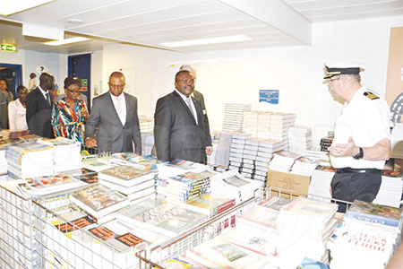 Largest Floating Book Fair Gets Underway