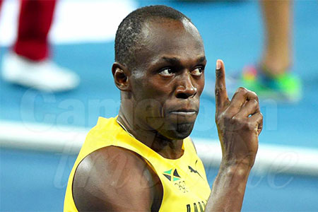 Usain Bolt, The Living Legend