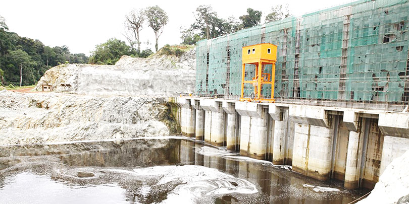 Memve'ele Hydroelectric Project: Reservoir Filling Operation Launched