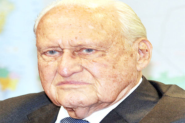 João Havelange Passes On