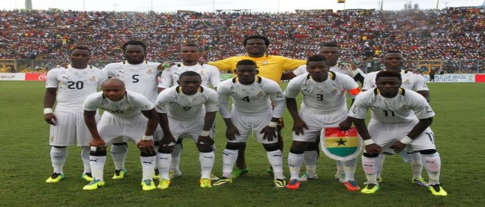 Image : Black Stars Hope To End Trophy Drought