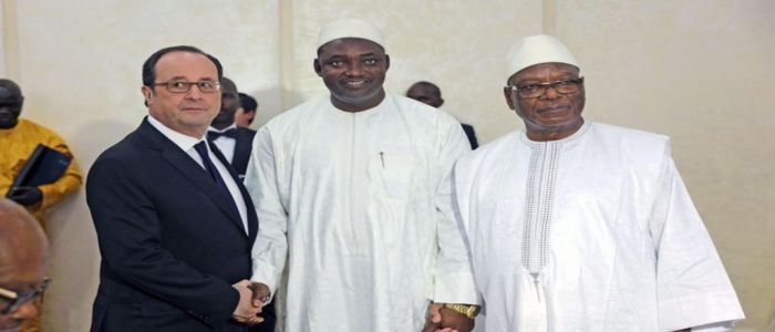 Image : Gambian Electoral Crisis: ECOWAS Gives Till January 19 For Resolution