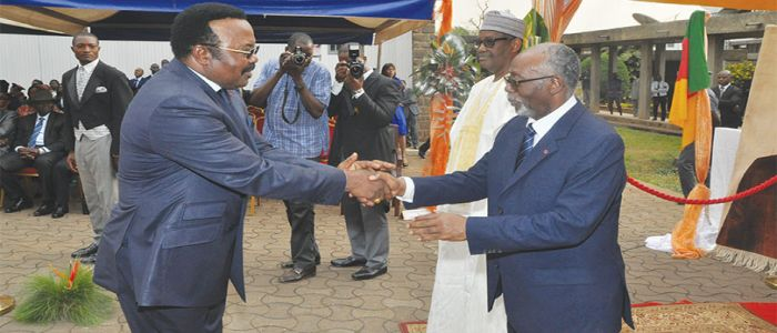 External Relations: Diplomacy To Foster Economic Emergence