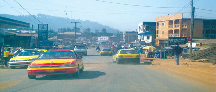 Image : Bamenda: Commercial Activities Gradually Resume