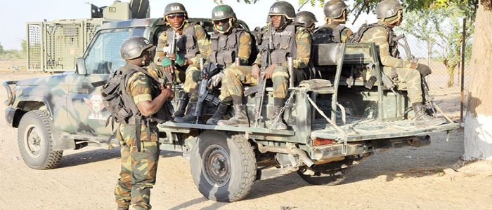 Image : Fight Against Boko Haram: Joint Task Force Neutralises Terrorists, Seize Ammunitions