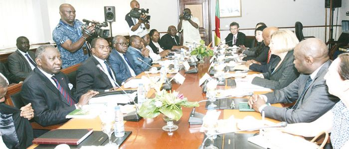 Cameroun-FMI: discussions ouvertes