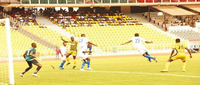 Coupe de la CAF: Apejes out