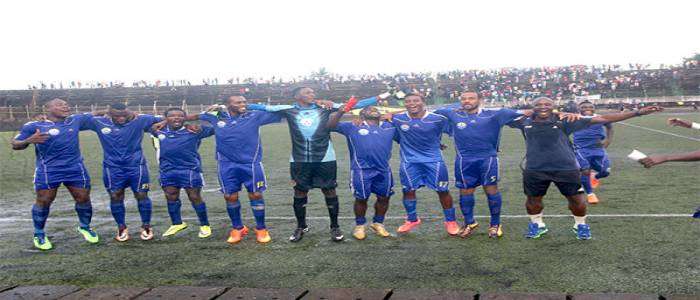 UMS, champion du Cameroun en Ligue 1