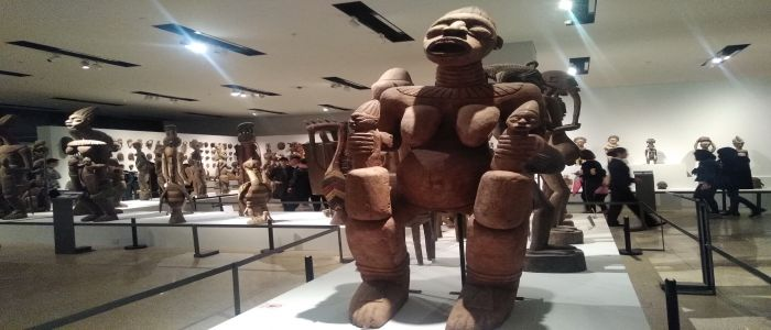 National Museum Of China: Cameroonian Art Occupies Prominent Place