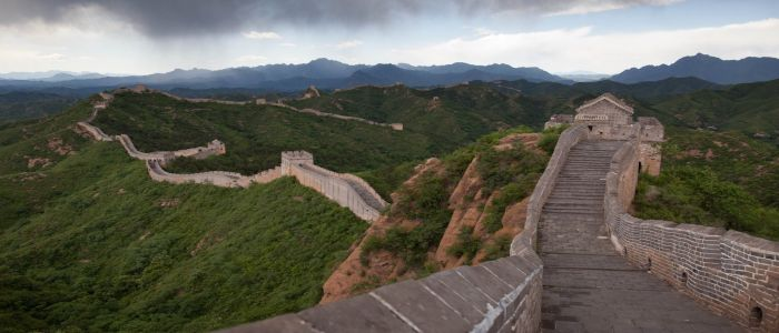 Adventure Tourism: A Tortuous Climb Up China's Great Wall