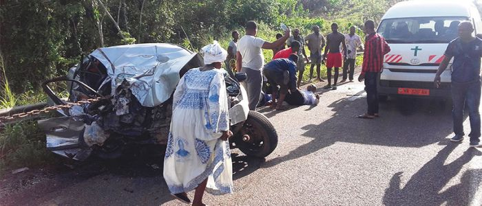 Accidents: Recurrent Deaths On Highways