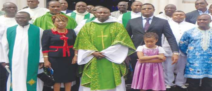 Image : Saints Peter and Paul Cathedral Gets New Rector