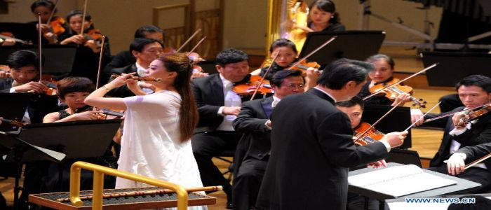 Chinese Classical Music: Beijing Symphony Orchestra Launches Summer Season