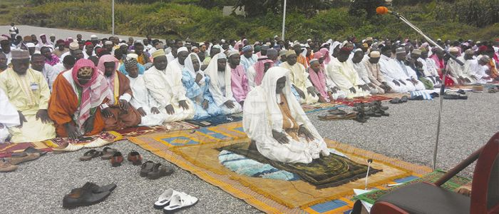 Buea: Imam Calls For Responsible Parenthood