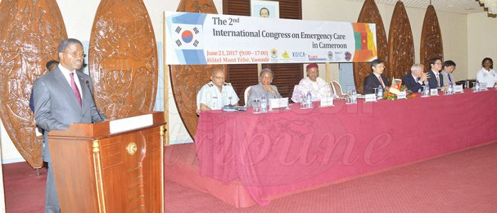 Emergency Care: International Congress Holds In Yaounde
