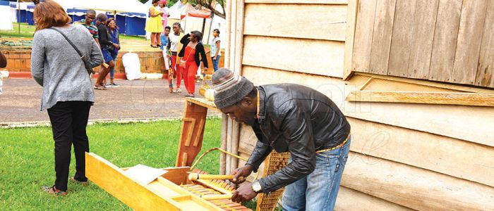 Cameroonians Showcase Cultural Wealth
