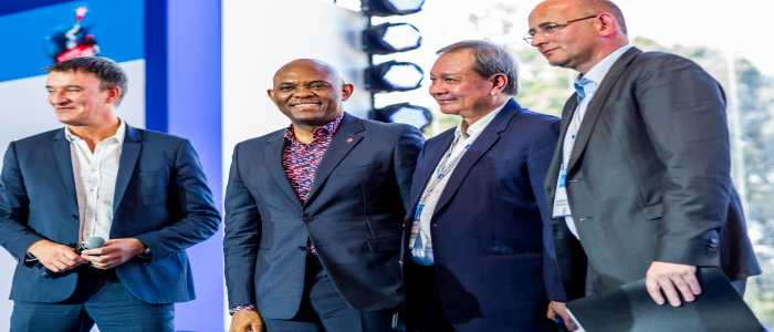 Image : Doing Business in Africa:Tony Elumelu Calls For Deepened Ties With France