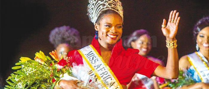 Image : Miss Africa USA 2017:Corinne Missi remporte la couronne