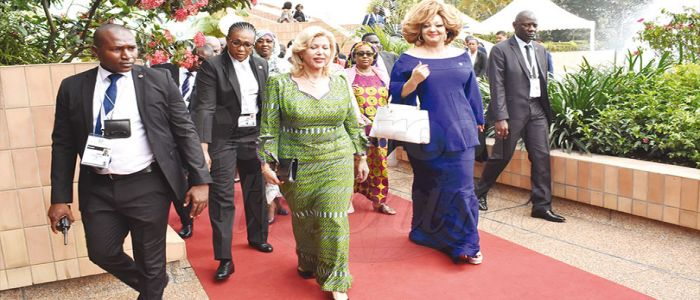 Fruitful Journey For Chantal Biya