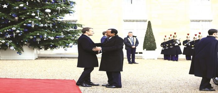 Image : Climate Change: Paul Biya At Frontline Of Global Resolve