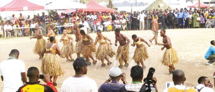 Image : South West: Cultural Festival In Buea